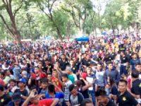 Panggung Prajurit HUT Ke-71 POM TNI AU, Lanud Iswahyudi Rangkul Ratusan PKL dan Ribuan Masyarakat