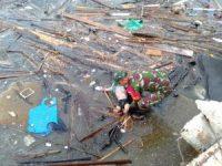 Masih Terjebak, Ribuan Warga Pulau Sebesi, Rajabasa Akibat Bencana Selat Sunda