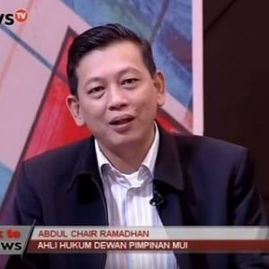 """Jeratan Pidana Bagi Pengusul RUU HIP"" Chair Ramadlan"