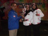 Danrem 071/Wijayakusuma Apresiasi Anggota Juarai Kejurprov Woodball Jawa Tengah
