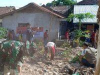 Kodim Brebes Wujudkan Asa Rumah Layak Nenek Kalimah