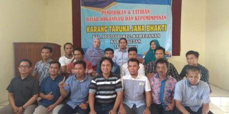 "Materi Kepemimpinan Diklat Kartar JANA BHAKTI ""Syifaul Anam OI Bersatu"""