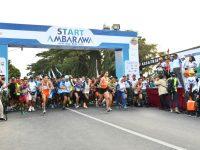 Pangdam IV/Diponegoro Lepas Ribuan Peserta Ambarawa Heritage Run 2019