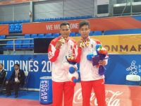 Medali Emas Sepak Takraw Sea Games 2019 Disabet Prajurit Diponegoro