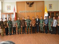 TNI AD Gandeng UGM Sinergikan Pendidikan Pasca Sarjana Bagi Prajurit AD