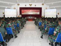 Kodam Diponegoro Siapkan Prajurit Untuk Dikirim ke Daerah Penugasan