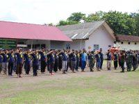 Warga Binaan Lapas Nusakambangan Mendapat Pembekalan Dari TNI AD Kodim Cilacap
