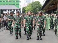 Kasad Pimpin Rapim TNI AD tahun 2020
