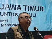 Prof. Samsul Ma'arif Harap SRPB Jatim Buat Rencana Contigency Bencana