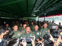 Rapim Kodam Diponegoro Sampaikan Evaluasi Guna Tingkatkan Pertanahan Nasional
