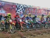 Pembukaan Grasstrack Motocross 2020 Piala Bupati Banyumas Bersama Kasrem 071/Wijayakusuma