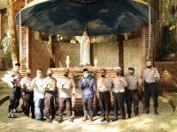 Jalin Silaturahmi Kapolres Ponorogo Sambangi Gereja
