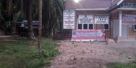 Pakter Kedai Tuak  Disamping Kantor Desa di Biarkan Berjualan, Telah Melanggar Perjanjian