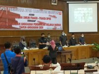 Rapat Paripurna Pandangan Umum Fraksi-Fraksi DPRD Terhadap Raperda Perubahan APBD TA 2020