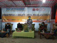 Ratusan Relawan Deklarasikan SRPB Magetan Diapresiasi Bupati dan BPBD Jatim