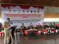 Deklarasi Damai Pemilihan Kepalo Tiyuh (Pilkatih) Tulang Bawang Barat