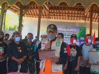 LPBINU Ponorogo Peringati HSN 2020, Deklarasikan Bebas Sampah Dalam Kenduri Sungai