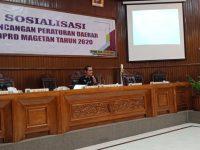 Raperda Bantuan Hukum Rakyat Miskin Magetan Disosialisasikan DPRD