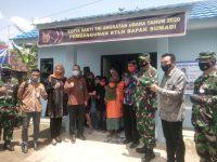 Kunjungan Marsekal TNI AU Di Magetan Beri Bantuan Masyarakat Kurang Mampu