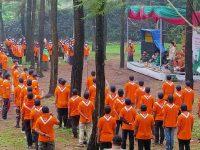 Tingkatkan Kapasitas, LPBINU Ponorogo ikuti Temu Relawan se Jatim