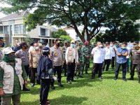 Pastikan Pilkada Taati Protokol Kesehatan Kapoda Lampung Turun Langsung Ke TPS
