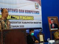 Pemkab Magetan Gelar Uji Kompetensi Induk Jabatan Pengawas 2020