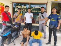 Dua Warga Banjar Agung Pelaku Curas Ditangkap Polisi, Begini Modusnya