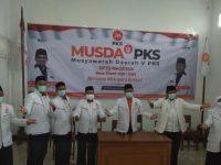 MUSDA PKS Magetan Putuskan Marhan Firdaus Irfan S.Hut, Nahkodai DPD PKS Magetan 2020-2025
