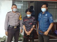 Aniaya dan Ancam Korban Dengan Golok, Warga Menggala Kota Ditangkap Polisi