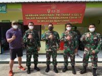 Danrem 071/Wijayakusuma, Orang Pertama Vaksin Dosis II