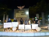 IJM Gelar Aksi Solidaritas Kecam Kekerasan Terhadap Jurnalis