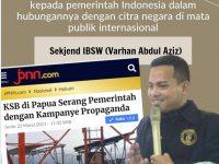 Kehadiran TNI-Polri di Papua Wujud Hadir dan Bertanggung Jawabnya Negara