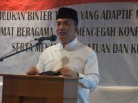 Kunjungannya ke Kota Kripik, Pangdam IV/Diponegoro Silaturahmi Bersama Komponen Masyarakat