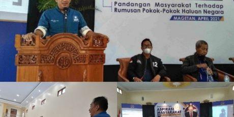 Ketua DPW PAN Jatim Perkuat Konsolidasi lnternal