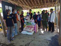 SRPB Jatim dan Posgab Relawan Bantu Korban Gempa Bumi di Malang*