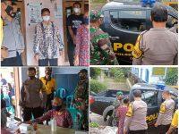 Polisi Magetan Dikerahkan Antar Jemput Lansia Untuk Vaksinasi