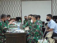 Antisipasi Penyalahgunaan Anggaran, Tim Dalprog Kodam IV/Diponegoro Kunjungi Korem 071/Wijayakusuma