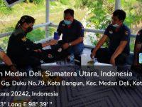 Penyerahan SK Kepengurusan AMPHIBI Kota Medan oleh DPP AMPHIBI