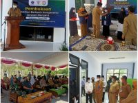 Bupati Magetan Meresmikan Pembukaan Balai Latihan Kerja Komunitas Al Muslimun