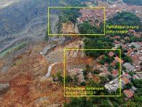 Longsor Bogor, BNPB Turunkan Mobil Komunikasi Satelit dan Lakukan Pemetaan Cepat Kawasan Terdampak