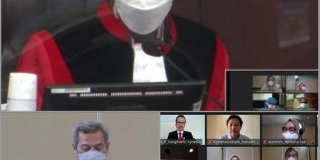 Di Sidang MK, Presiden Nyatakan Dewan Pers Adalah Fasilitator