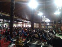 Lebih 2000 Wartawan Gelar Mubes Pers Indonesia Tuntut Presiden RI