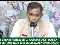 """MER C Akan Laporkan Aparat POLRI Ke Mahkamah Internasinal, Tragedi 22 Mei Disebut """"Kejahatan Kemanusiaan"""""""