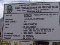 PUPR Magetan Gencarkan Peningkatan Jalan Gunung Genilangit – Wonomulyo