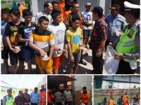 Hari Ke 3 Banjir Gresik, BPBD Jatim Intensifkan Penanganan Korban Terdampak Dan Revitalisasi Kali