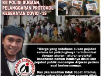 "Gubernur Khofifah Dilaporkan Masalah Prokes Covid! Anam OI Bersatu ""Apa Masih Ada Keadilan?"""