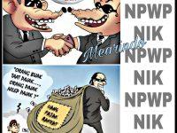 SIAP2 Nieh… Setiap Yang Punya KTP Otomatis Menjadi Wajib Pajak, NIK = NPWP