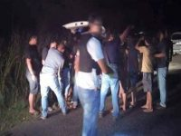 Polres Barsel Berhasil Menangkap Dua Pelaku Diduga Bandar Pengedar Sabu 1 Ons