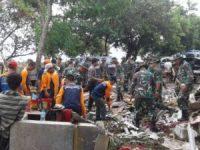 Korban Bertambah 373 Meninggal – 1.459 Luka – 128 Hilang – 5.665 Mengungsi Akibat Bencana Selat Sunda